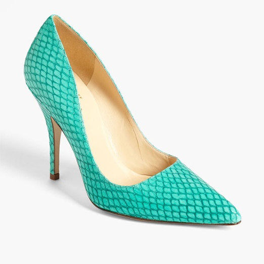 Best Bright Colored Pumps - Kate Spade New York Licorice