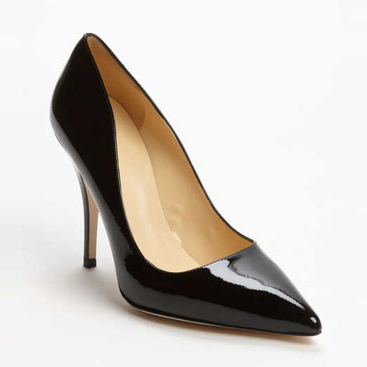 Best Basic Black Pumps - Kate Spade New York Licorice