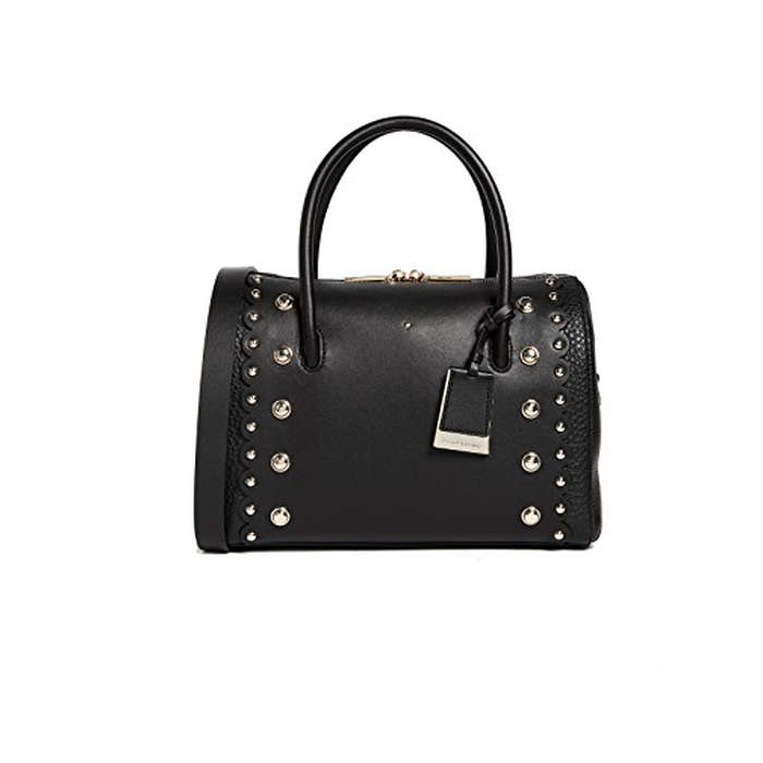 Best Embellished Handbags - Kate Spade New York Madison Stewart Street Studded Mega Lane Satchel