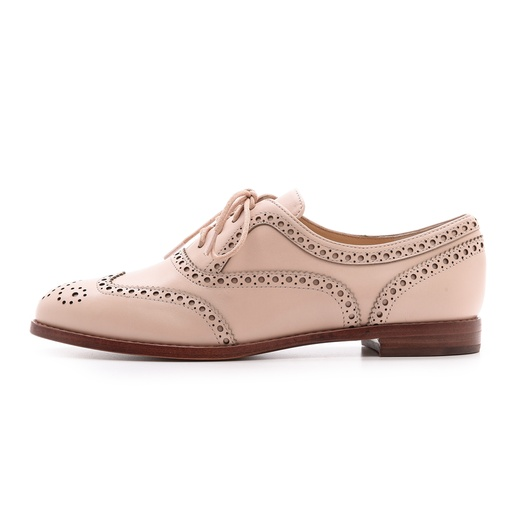 Best Summer Oxfords - Kate Spade New York Pella Flat