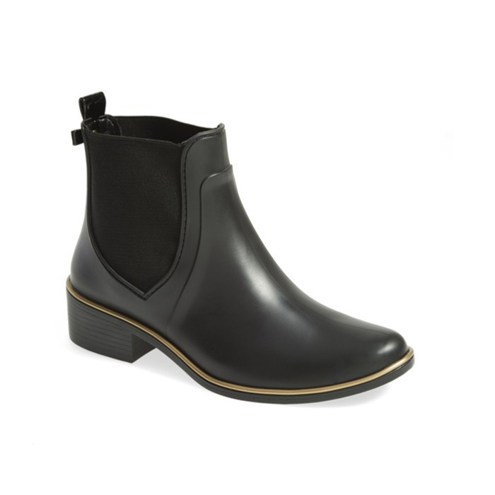 Best Rain Booties - Kate Spade New York Sedgewick Rubber Rain Boot