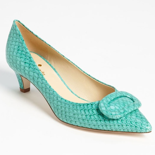 Best Bright Colored Pumps - Kate Spade New York Simon Pump