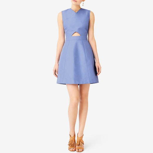 Best Garden Party Dresses - Kate Spade Saturday Cut Out Flare Dress