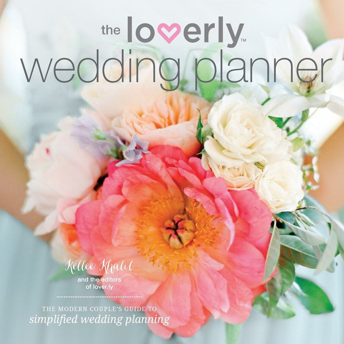 Best Wedding Planner Books - Kellee Khalil: Loverly Wedding Planner: The Modern Couple's Guide to Simplified Wedding Planning