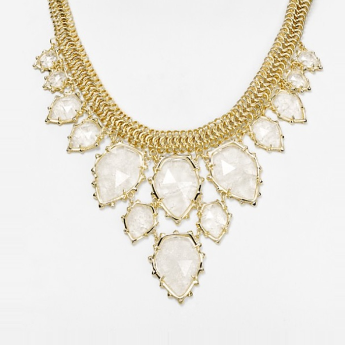 Best Crystal Statement Necklaces - Kendra Scott Gretchen Necklace