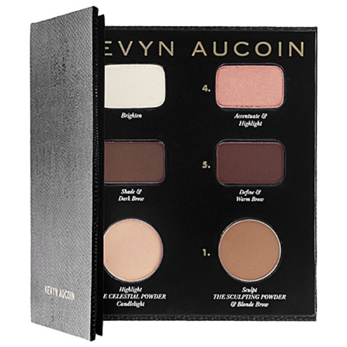 Best Makeup Products on Sale - Kevyn Aucoin The Contour Book The Art of Sculpting + Defining