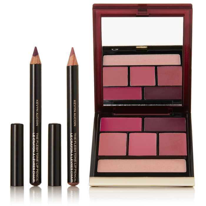 Best Travel Beauty Kits - Kevyn Aucoin The Perfect Lip Kit