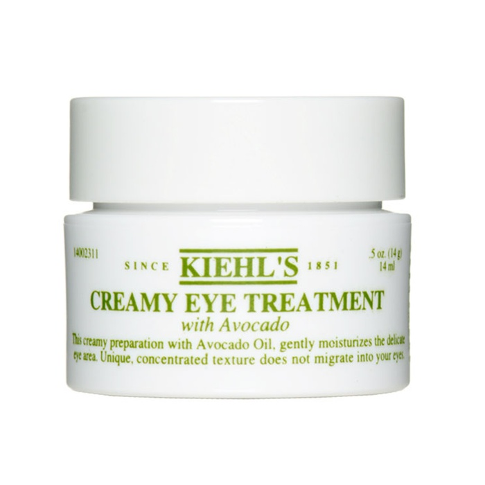 Best Anti-aging products under $30 - Kiehl's Creamy Eye Treatment With Avocado