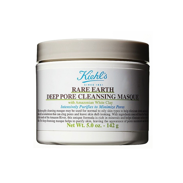 Best Deep Pore Cleansers - Kiehl's Rare Earth Deep Pore Cleansing Masque