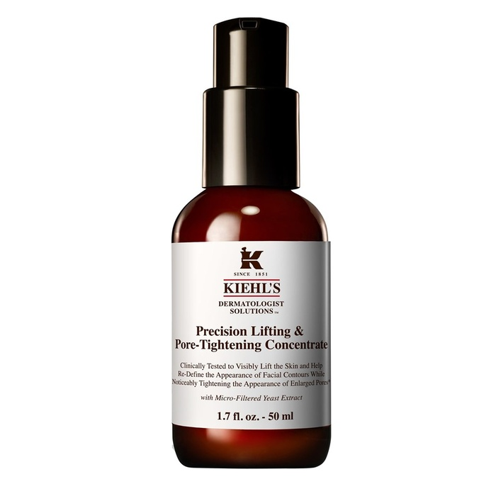 Best Buzziest New Beauty Products of 2015 - Kiehl's Since 1851 Kiehl's Since 1851 Dermatologist Solutions Precision Lifting & Pore-Tightening Concentrate