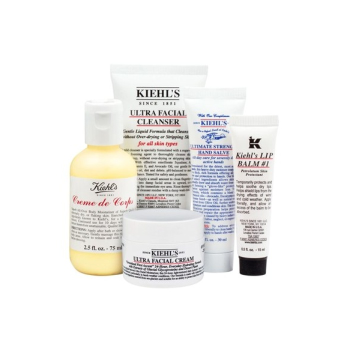 Best Skincare Gift Sets - Kiehl's Since 1851 Jeremyville Hydration Essentials Set