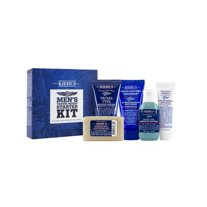 Best Father's Day Gifts Under $100 - Kiehl's Since 1851 Men's Starter Kit