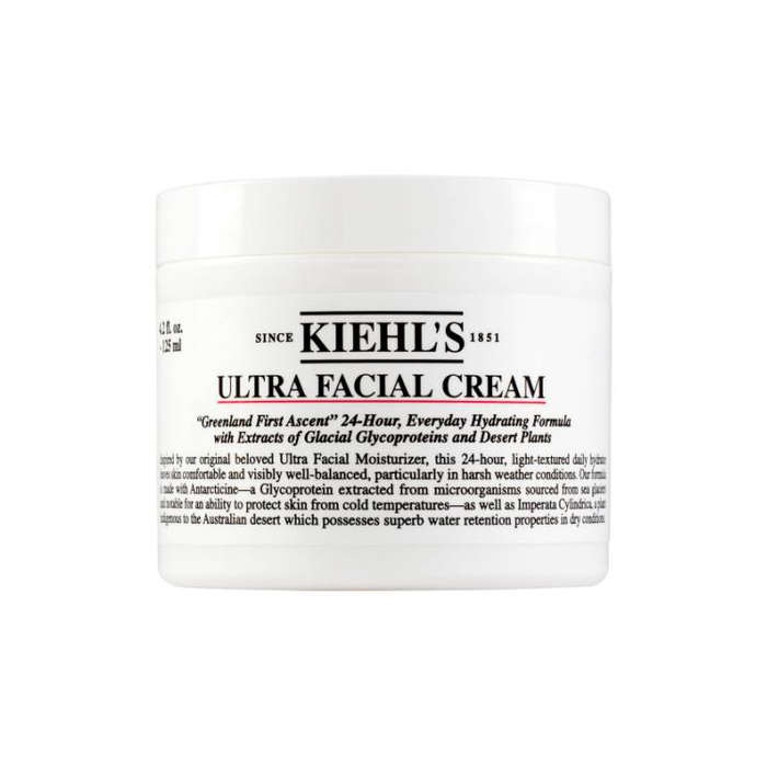 Best Squalane Skincare Products - Kiehl's Since 1851 Ultra Facial Cream