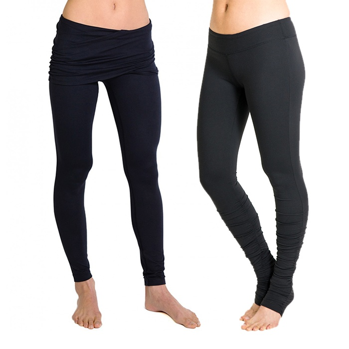 Best Opaque Yoga Pants - Kira Grace Yoga Leggings