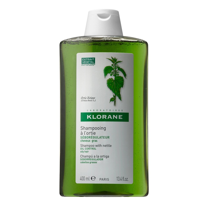 Best Shampoos for Oily hair - Klorane Shampoo with Nettle