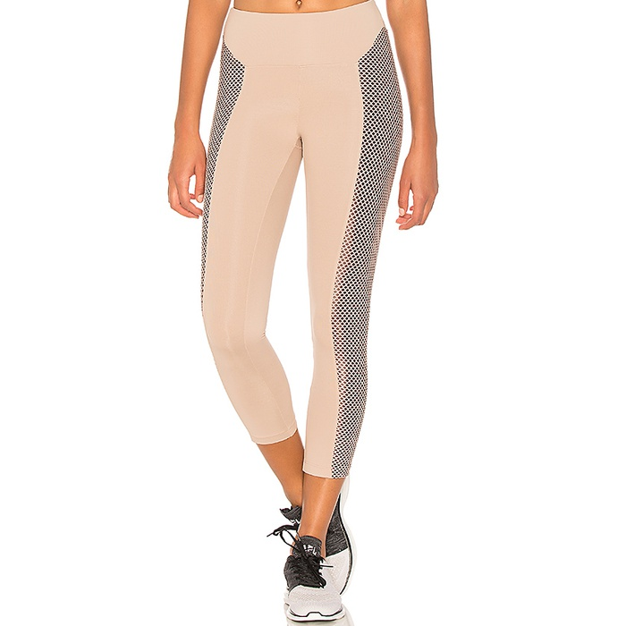 Best Mesh Leggings - Koral Activewear Clementine High Rise Leggings