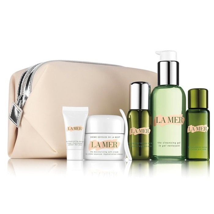 Best Luxury Beauty Gift Sets - La Mer Discovery Collection Radiance