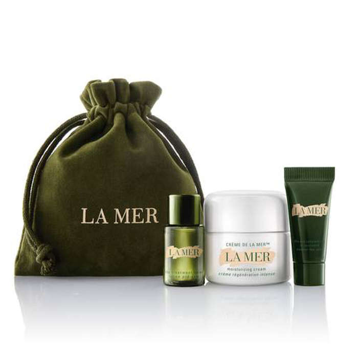 Best Skincare Gift Sets - La Mer Mini Miracles Collection