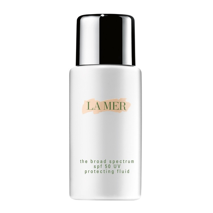 Best Daily Use Face Suncreens - La Mer The SPF 50 UV Protecting Fluid