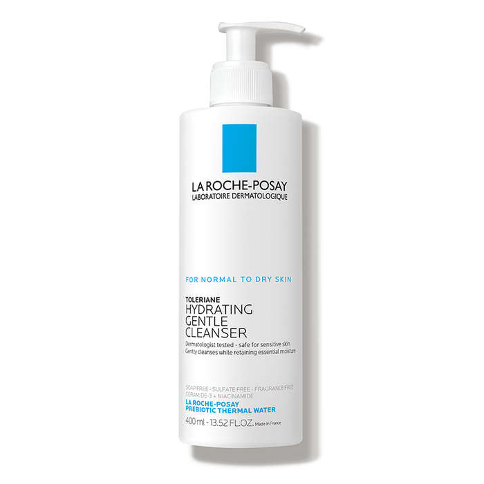 Best Drugstore Face Cleansers - La Roche‑Posay Toleriane Hydrating Gentle Cleanser