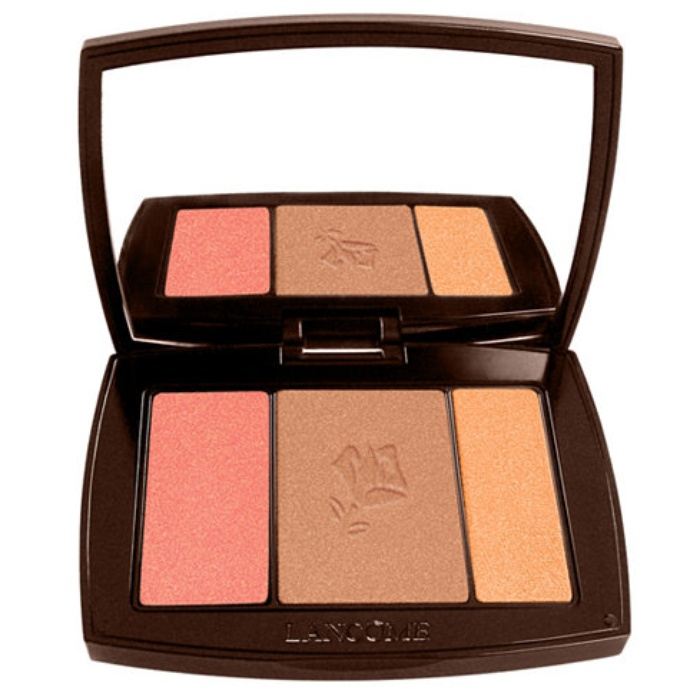 Best Bronzer, Blush, and Highlighter Palettes - Lancôme Star Bronzer Palette
