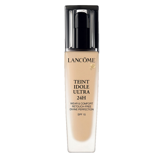 Best Liquid Foundations - Lancôme 'Teint Idole Ultra 24H' Wear & Comfort Retouch Free Divine Perfection Makeup SPF 15