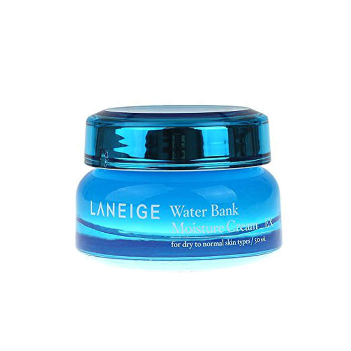 Best Squalane Skincare Products - Laneige Water Bank Moisture Cream