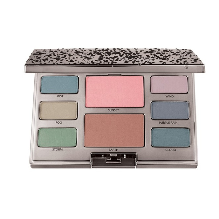 Best Winter Makeup Palettes - Laura Mercier Watercolor Mist Eye & Cheek Palette