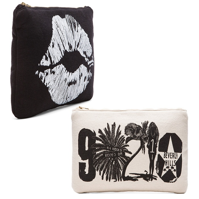 Best Tech Cases & Accessories - Lauren Moshi 90210 and Lips iPad Clutches