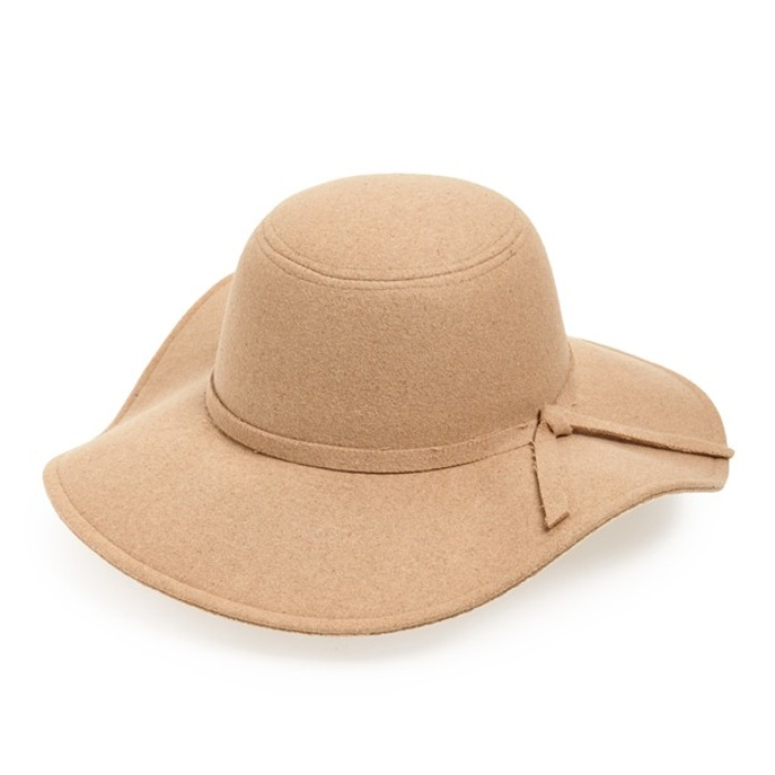 Best Seasonal Hats - Leith Floppy Felt Hat