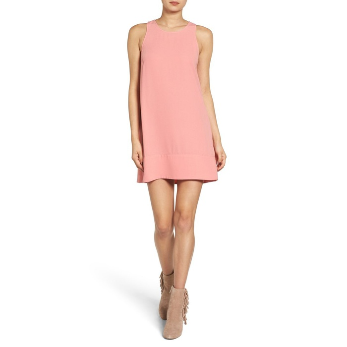 Best Mini Dresses - Leith Racerback Shift Dress
