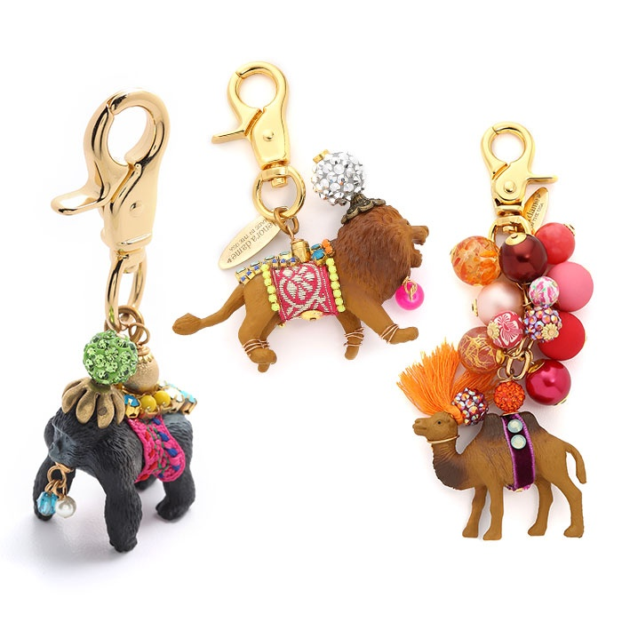 Best Handbag Charms - Lenora Dame Bag Charms