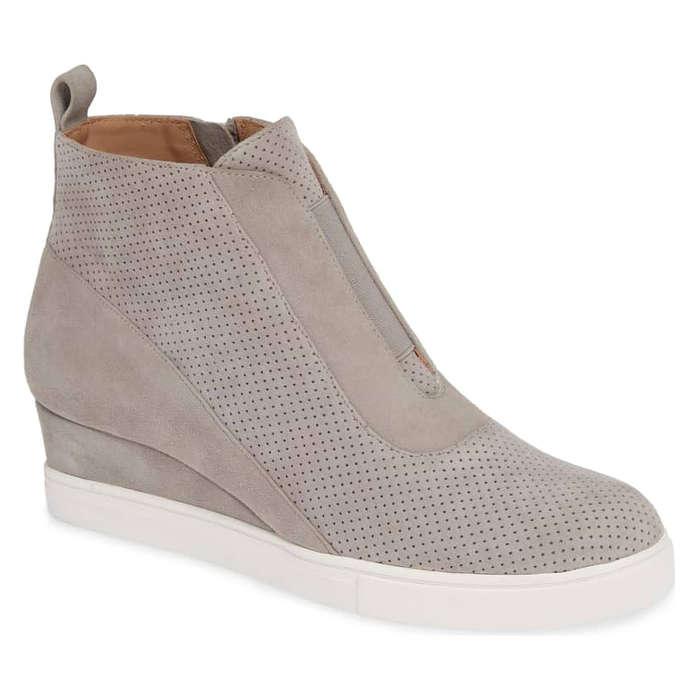 f31f229f1540 Linea Paolo Anna Wedge Sneaker
