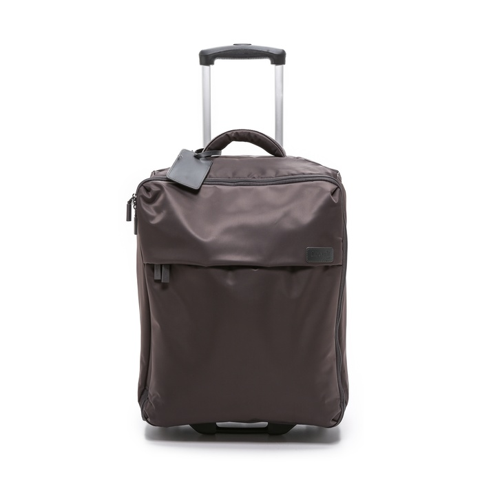 "Best Weekender Bags - Lipault Paris Foldable 22"" Wheeled Carry On Bag"