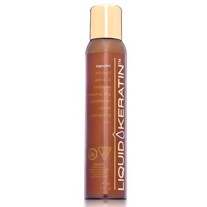 Best Dry Conditioners - Liquid Keratin Keratin Infused Shine And Moisture Renewing Dry Conditioner