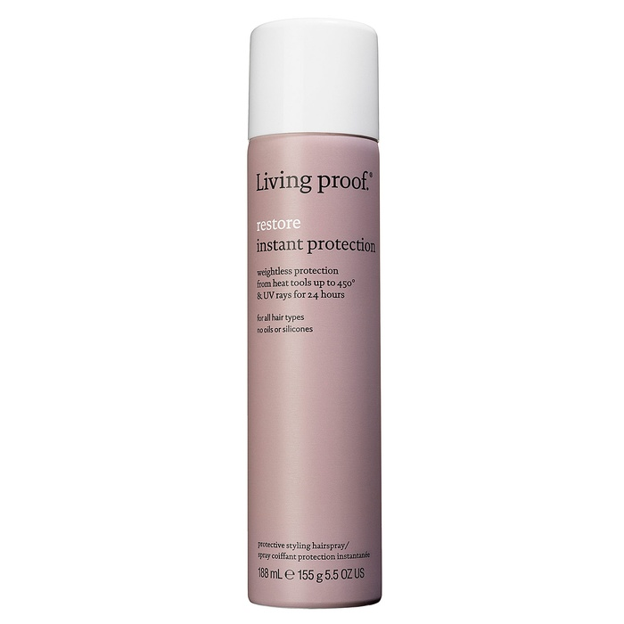 Best Ten Ways to Protect Your Hair - Living Proof Restore Instant Protection Spray