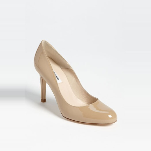 Best Nude Pumps - L.K. Bennett 'Shilo' Pump