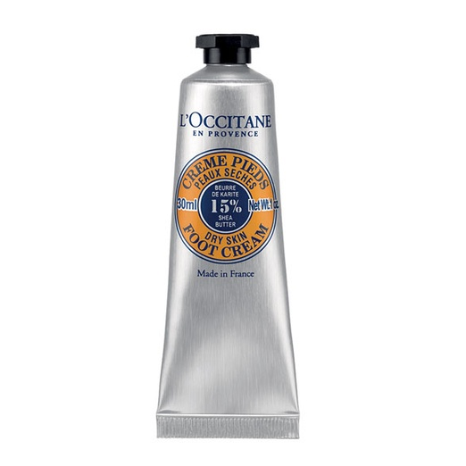 Best Foot Cream - L'Occitane Shea Butter Foot Cream