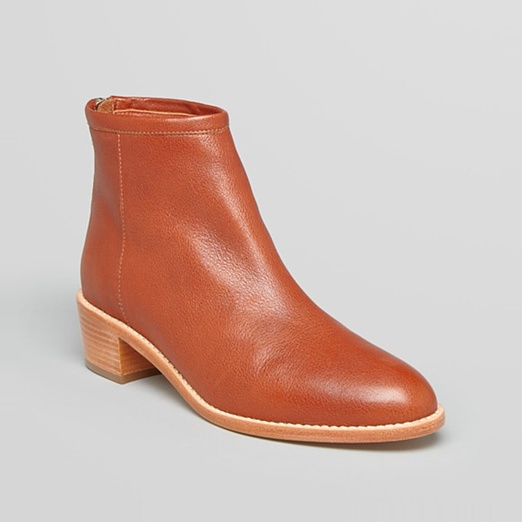 Best Fall Boot Preview...Shoes to Watch and Want - Loeffler Randall Felix Leather Ankle Boots