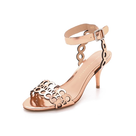 Best Party Shoes - Loeffler Randall Opal Kitten Heel Sandals