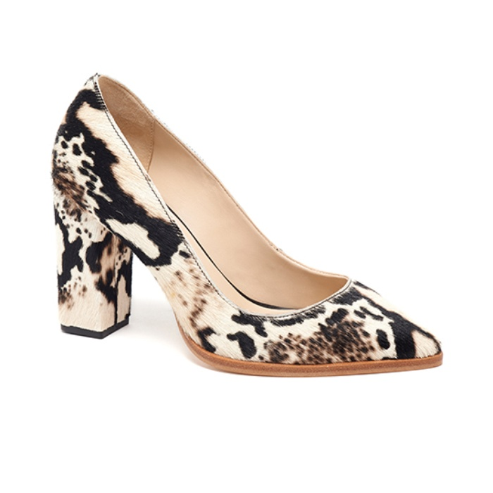 Best Pumps To Splurge On This Fall - Loeffler Randall Remy Block Heel Pump