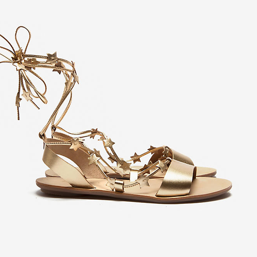 Best Metallic Sandals - Loeffler Randall Star Sandal