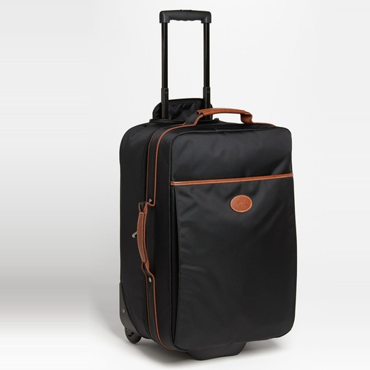 Best Carry On Suitcases - Longchamp 'Le Pliage' Wheeled Carry-On