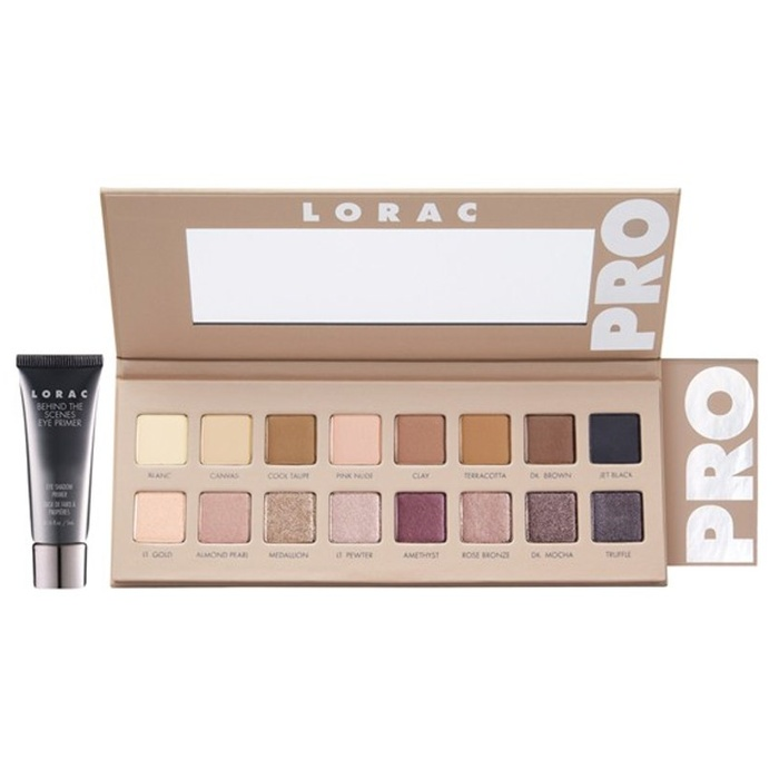 Best Top Beauty Gift Sets - Lorac PRO Palette 3