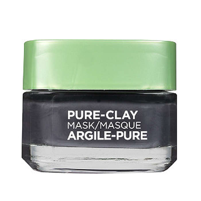 Best Clay Masks - L'Oreal Detox & Brighten Clay Mask