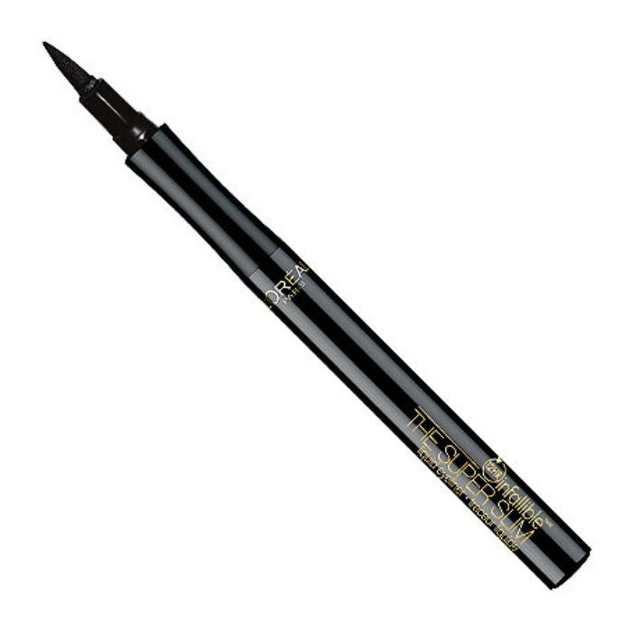 Best Drugstore Cult Beauty Buys - L'Oreal Infallible The Super Slim Liquid Eyeliner