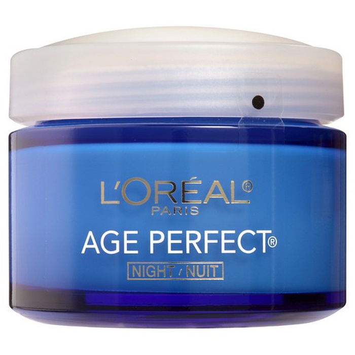 Best Drugstore Night Creams - L'Oreal Paris Age Perfect Night Cream