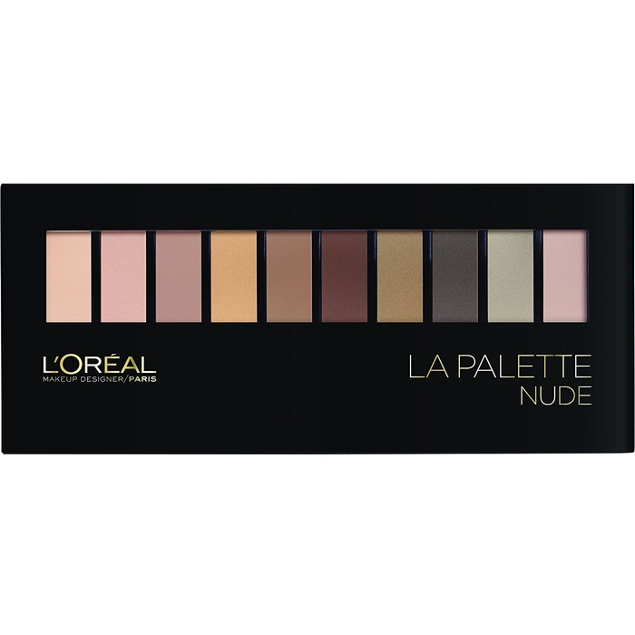 Best Beauty Stocking Stuffers Under $20 - L'Oreal Paris Cosmetics Colour Riche La Palette
