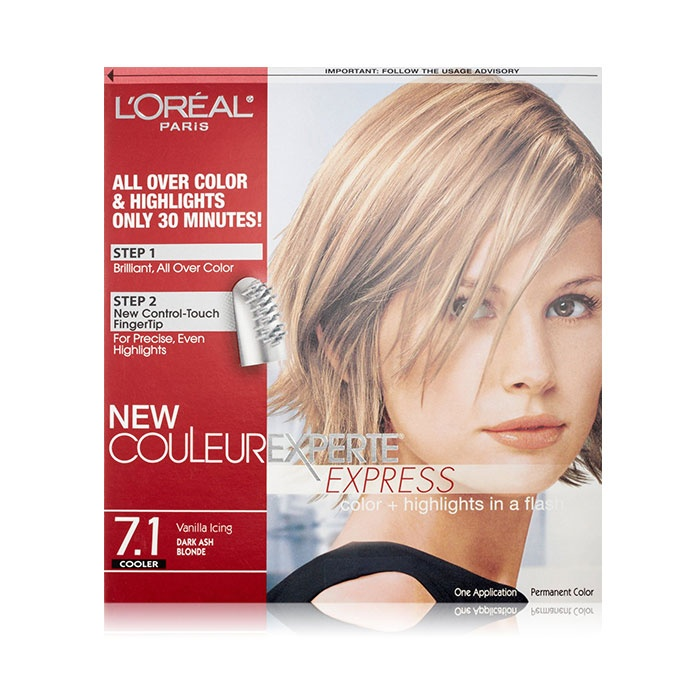 L\'Oreal Paris Couleur Experte Express Easy 2-in-1 Color + ...