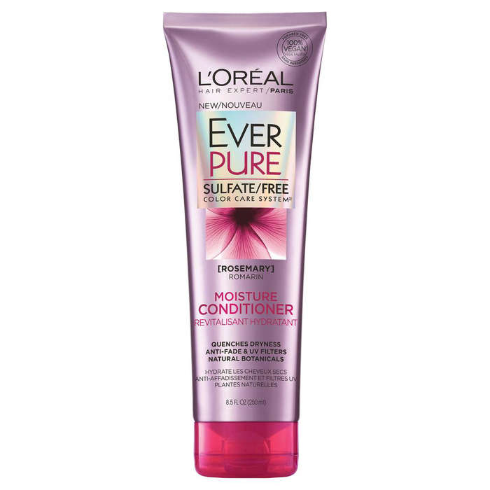 Best Drugstore Moisturizing Conditioners - L'Oreal Paris EverPure Sulfate Free Moisture Conditioner